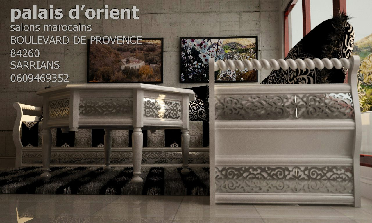 magasin salon marocain nimes. Black Bedroom Furniture Sets. Home Design Ideas